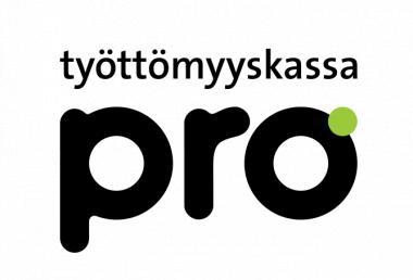 Työttömyyskassa Pron logo